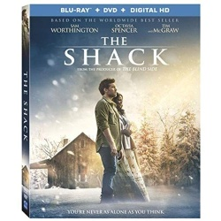 Shack Blu-ray Cover
