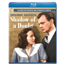 Shadow of a Doubt Blu-ray Cover