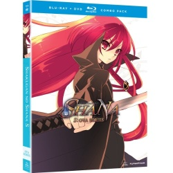 Shakugan No Shana: OVA Series Blu-ray Cover