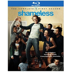 Shameless: The Complete First Season Blu-ray Cover