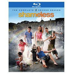 Shameless: The Complete Second Season Blu-ray Cover