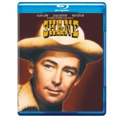 Shane Blu-ray Cover