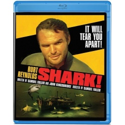 Shark! Blu-ray Cover