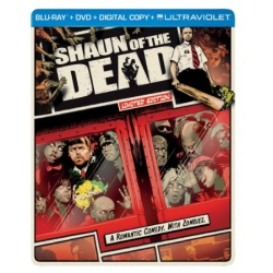 Shaun of the Dead Blu-ray Cover