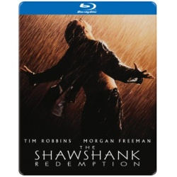 Shawshank Redemption (Steelbook) Blu-ray Cover