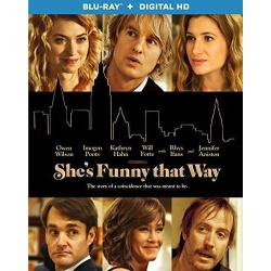 She's Funny That Way Blu-ray Cover