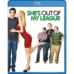 She's Out of My League Blu-ray Cover