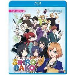 Shirobako: Season 1 Blu-ray Cover