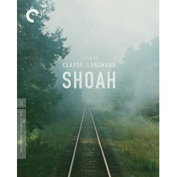 Shoah Blu-ray Cover