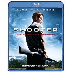 Shooter Blu-ray Cover