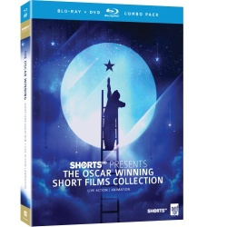 Shorts International: Oscar Shorts Blu-ray Cover