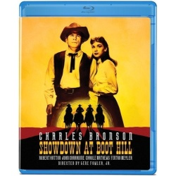 Showdown at Boot Hill Blu-ray Cover