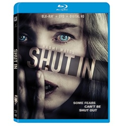 Shut In Blu-ray Cover