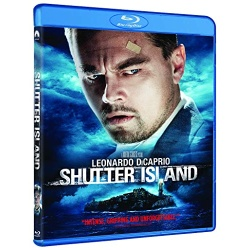 Shutter Island Blu-ray Cover