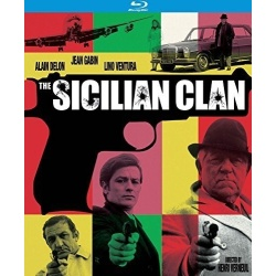 Sicilian Clan Blu-ray Cover