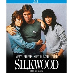 Silkwood Blu-ray Cover