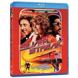 Silver Streak Blu-ray Cover