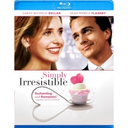Simply Irresistible Blu-ray Cover