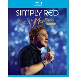 Simply Red: Live at Montreux 2003 Blu-ray Cover