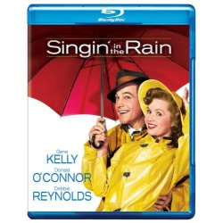 Singin' in the Rain Blu-ray Cover