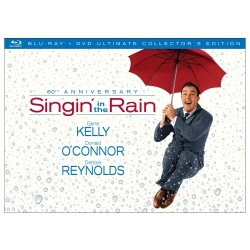 Singin' in the Rain (Ultimate Collector's Edition) Blu-ray Cover