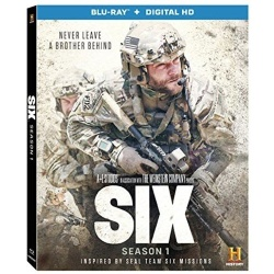 Six Blu-ray Cover