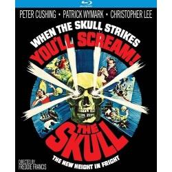 Skull Blu-ray Cover