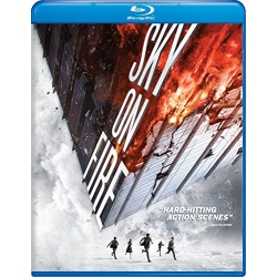 Sky on Fire Blu-ray Cover