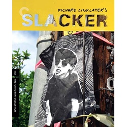 Slacker Blu-ray Cover