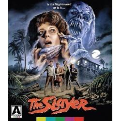 Slayer Blu-ray Cover