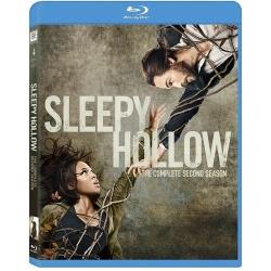 Sleepy Hollow: The Complete 2nd Season Blu-ray Cover