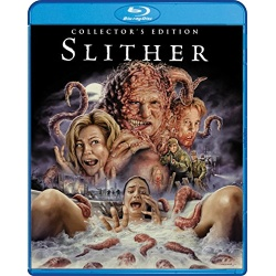Slither Blu-ray Cover