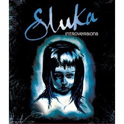 Sluka: Introversions Blu-ray Cover