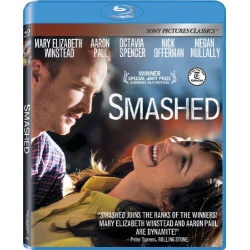 Smashed Blu-ray Cover