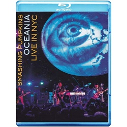 Smashing Pumpkins: Oceania Live in NYC Blu-ray Cover