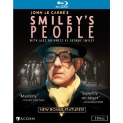 Smiley's People Blu-ray Cover
