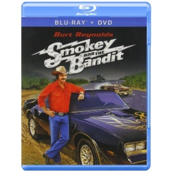 Smokey and the Bandit Blu-ray Cover