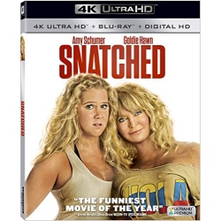Snatched Blu-ray Cover