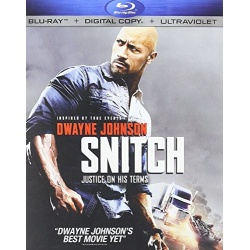 Snitch Blu-ray Cover
