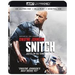 Snitch Blu-ray Cover