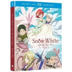 Snow White with the Red Hair: Season 2 Blu-ray Cover