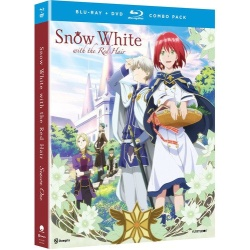Snow White with the Red Hair Blu-ray Cover