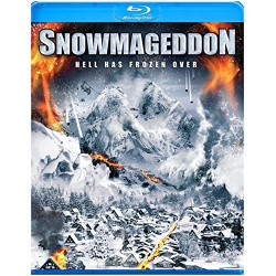 Snowmageddon Blu-ray Cover