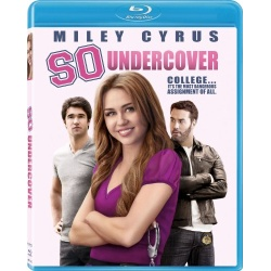 So Undercover Blu-ray Cover