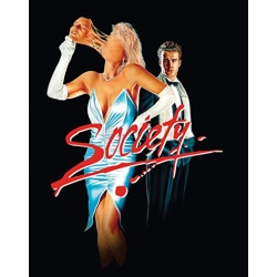 Society Blu-ray Cover