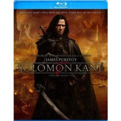 Solomon Kane Blu-ray Cover