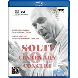 Solti Centenary Concert Blu-ray Cover