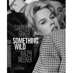 Something Wild Blu-ray Cover
