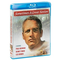 Sometimes a Great Notion Blu-ray Cover