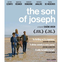 Son of Joseph Blu-ray Cover